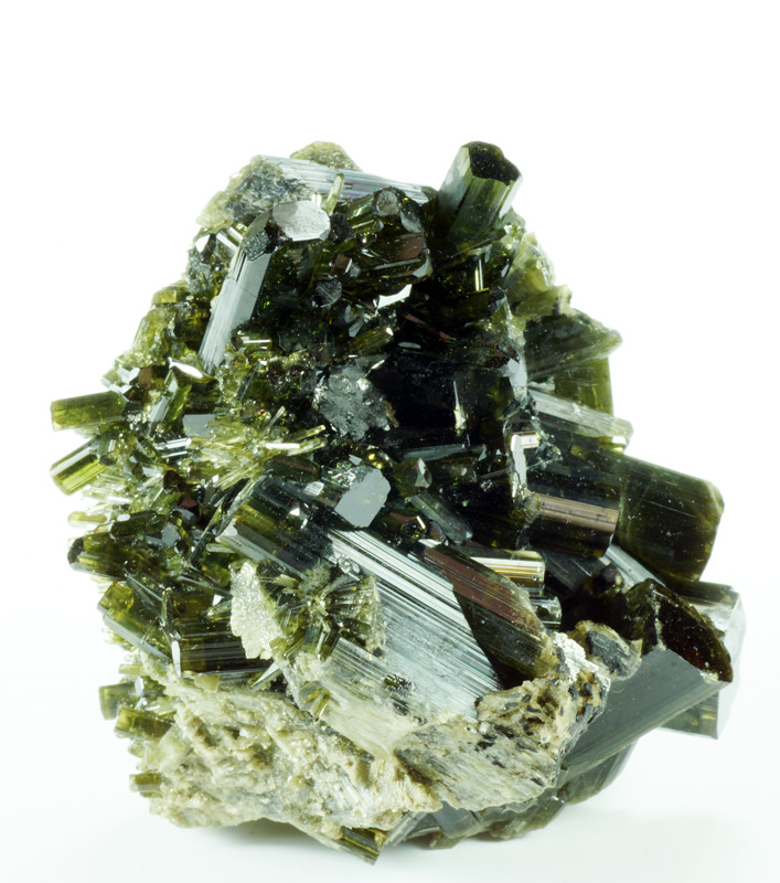 Vesuvianite - Bellecombe, Aosta Valley, Italy