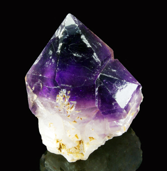 Amethyst Quartz - Bersè, Air Mountains, Agadez, Niger