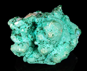 Malachite - L'Etoile du Congo mine, Lubumbashi, Katanga, Democratic Republic of the Congo