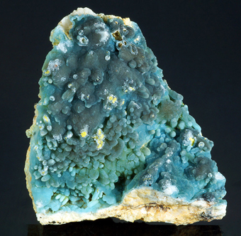 Plumbogummite - Daoping-Yangshuo Orebody, Guilin Prefecture, Guangxi Autonomous Region, China