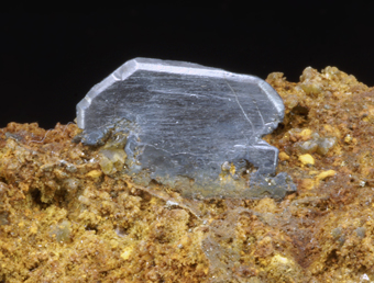 Bournonite - Viboras mine, Machacamarca District, Bolivia