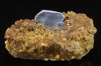 Bournonite - Viboras mine, Machacamarca, Bolivia