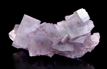 Fluorite - Minerva No. 1 mine, Cave-in-Rock, Illinois, USA