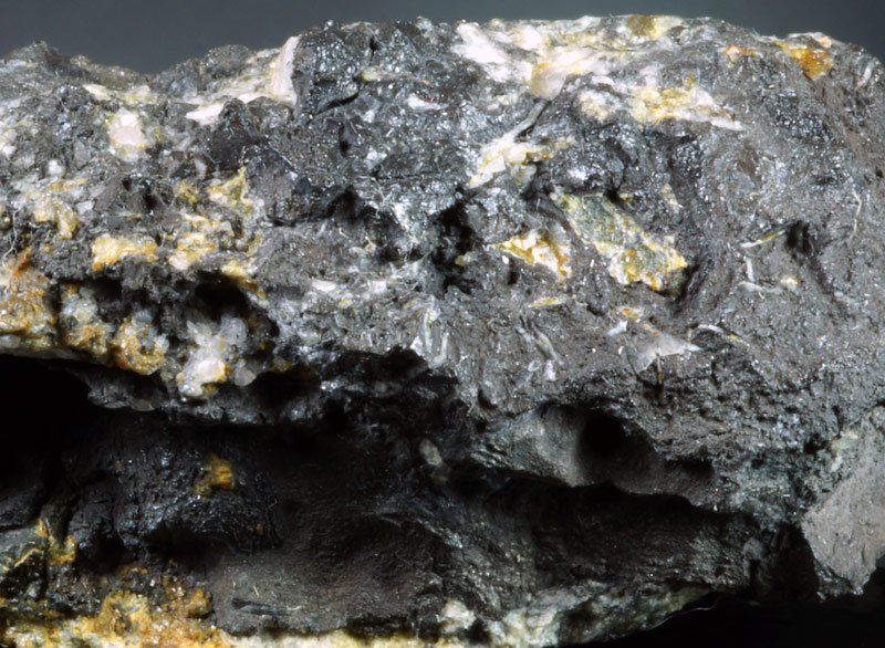 Arsenic (native) and Baryte - Borgofranco, Piedmont, Italy
