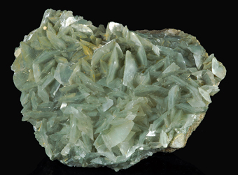 Calcite - Aggregate quarry, Eschenlohe, Bavaria, Germany