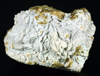 Siderite with chalcedony - Hüttenberg area, Charinthia, Austria