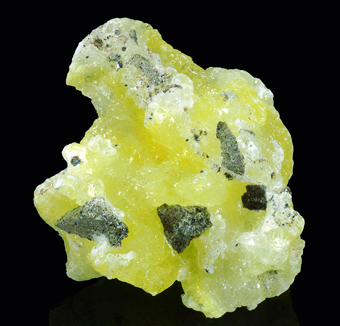 Brucite - Killa Saifullah, Kharan District, Balochistan, Pakistan