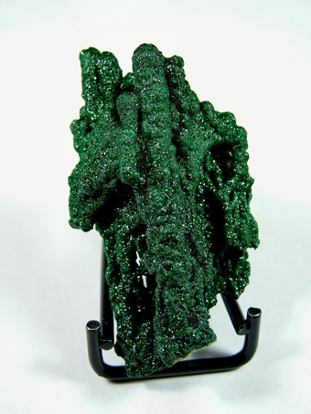 Malachite - Dikuluwe Mine, Kolwezi District, Katanga Copper Crescent, Katanga (Shaba), Democratic Republic of Congo (Zaïre)