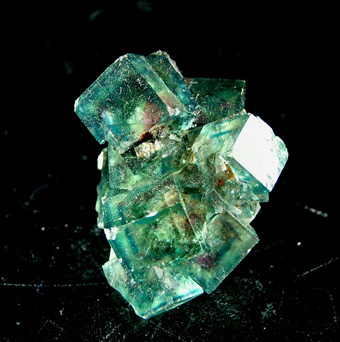 Fluorite - Okorusu Mine (Okarusu Mine), Otjiwarongo District, Otjozondjupa Region, Namibia