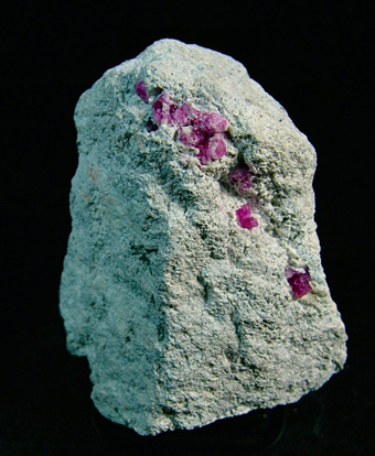Red Beryl - Ruby Violet claims (Violet claims; Violet Mine; Red Emerald Mine; Harris Mine), Wah Wah Mts, Beaver Co., Utah, USA