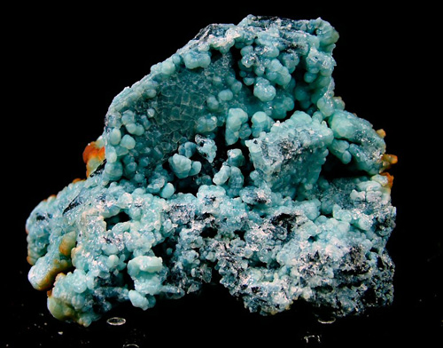 Gibbsite - Wenshan Autonomous Prefecture, Yunnan Province, China