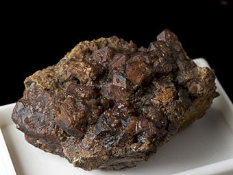 Andradite - Serifos, Cyclades, Greece