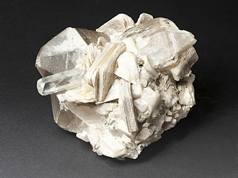 Beryl, Muscovite, Quartz - Shigar Valley, Pakistan