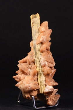Stibiconite and Calcite - Wadley, Mun. de Catorce, San Luis Potosí, Mexico