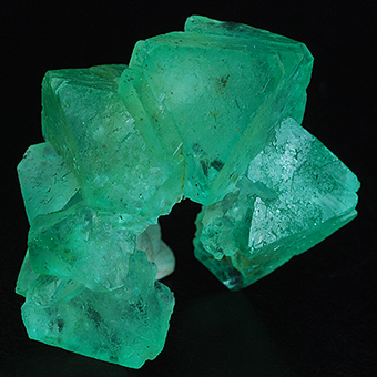 Fluorite - Riemvasmaak fluorite occurrences - Kakamas - ZF Mgcawu distr. - Northern Cape prov. - South Africa