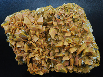 Baryte - Clara mine - Rankach valley - Oberwolfach - Wolfach - Black Forest - Baden-Württemberg - Germany