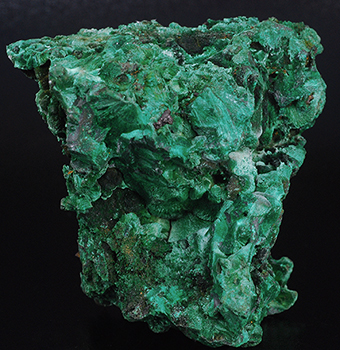 Malachite - Katanga Copper Crescent -Shaba - Zaire