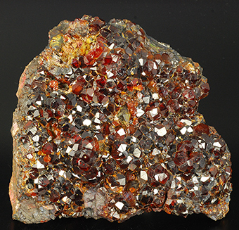Spessartine garnet - Tongbei - Yunxiao Co. - ZhangZhou - Fujian - China