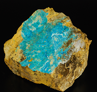 Serpierite - Hilarion mine - Kamariza mines - Laurion - Attica - Greece