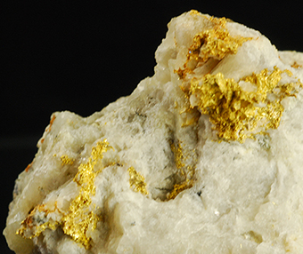 Gold - Brusson mine - Brusson - Ayas Valley - Aosta Valley - Italy