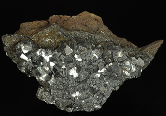 Ramsdellite - Mistake Mine - Sam Powell Peak - Box Canyon Mining Distr. - Yavapai Co. - Arizona - USA