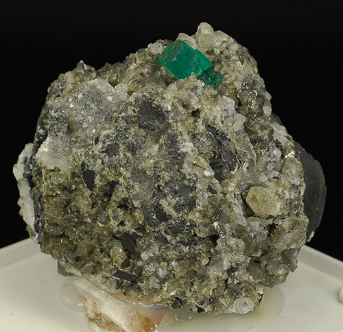 Emerald (var. of beryl) - Muzo - Boyacà - Colombia