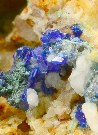 Linarite - Borkhausen - Germany