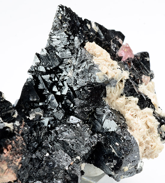 Hausmannite  Wessels Mine, Hotazel, Kalahari manganese field, Northern Cape Province, South Africa
