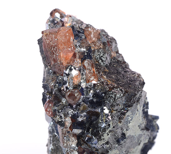 Bustamite - Broken Hill, Yancowinna Co., New South Wales, Australia