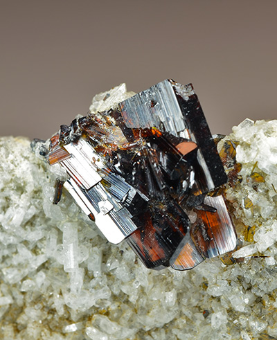 Brookite - Kharan District - Balochistan - Pakistan