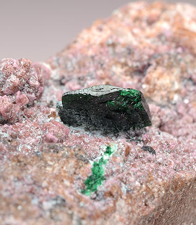 Malachite - Disele Copper Mine - Katanga - Democratic Rebpublic of Congo