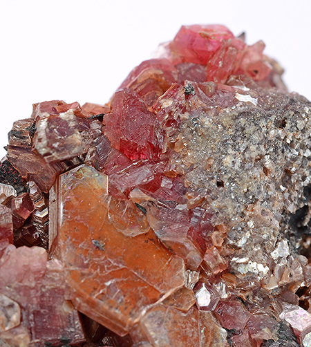 Ephesite - Gloucester mine, Gloucester Farm, Postmasburg manganese field, Northern Cape, South Africa.