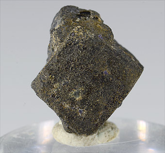 Uraninite - Fission Mine Harcourt, Ontario, Canada